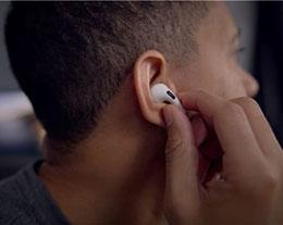 苹果 AirPods Pro 被用户吐槽存在杂音且降噪效果变差