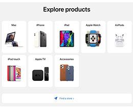 苹果在线上开了一家虚拟零售店