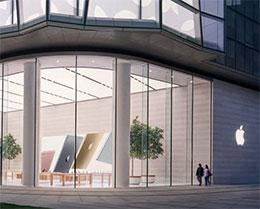 苹果:全球近 100 家 Apple Store 已重新开放