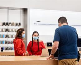 苹果将在本周重新开放约 100 家美国 Apple Store 门店