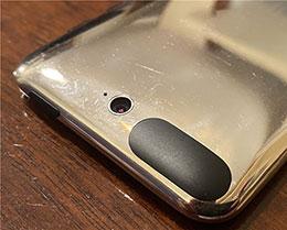 后摄中置:苹果第三代 iPod Touch 原型机曝光