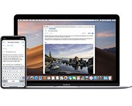 小技巧:使用接力在 iPhone 或其它苹果设备上继续未完成的工作