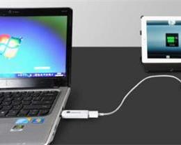 "iPad 连接电脑后显示""不在充电""该如何解决?"