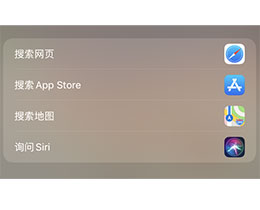 iPhone 如何关闭搜索建议或查询建议?