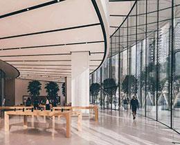 苹果公司因全国范围内的抗议活动而暂时关闭美国门店