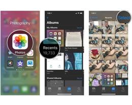 如何在 iPhone 的「照片」应用中隐藏照片和视频?