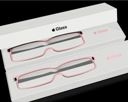 苹果眼镜产品概念设计:纤细坚固搭载 iGlass OS