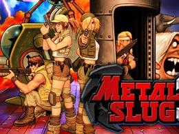 《合金弹头》IP手游和电玩游戏两款系列新作预计年内发布
