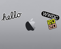 WWDC 2020 活动前瞻:iOS 14 或迎来大变化,ARM 版 Mac 等硬件产品发布
