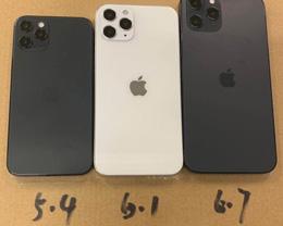 iPhone 12 最新模型曝光:基于 CAD 图纸制作,iPad Pro 风格