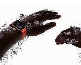 慢镜头带你了解 Apple Watch 防水是如何实现的?