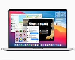 苹果发布 macOS Big Sur:全新界面、更像 iOS