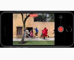 升级 iOS 14 后,iPhone XR、iPhone XS 系列支持 QuickTake 功能
