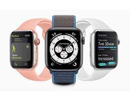 苹果官方介绍 watchOS 7:全新表盘共享、睡眠追踪、洗手自动检测