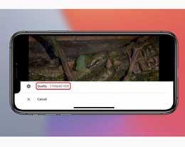 iOS 14 已支持谷歌 VP9 编码:可在 iPhone 上看 4K YouTube 视频