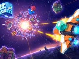 飞行射击新游《比特大爆炸》亮相腾讯游戏年度发布会