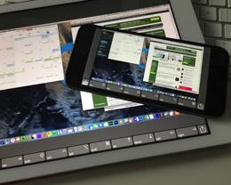 曝苹果在 iPhone 上测试 ARM macOS :手机秒变桌面