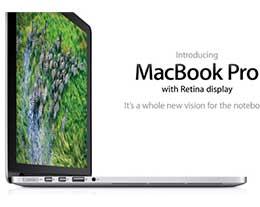 苹果正式淘汰首款配备视网膜显示屏的 MacBook Pro