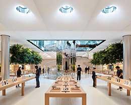 因确诊病例数飙升,苹果计划再关闭 30 家零售店