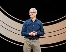 Tim Cook 明年合同到期,将由谁来接管苹果?