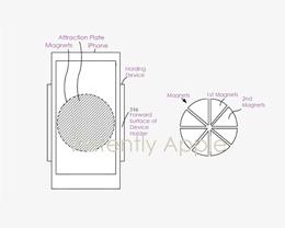 苹果车载手机支架专利曝光
