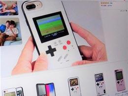 大阪府警查获男子倒卖最新手机壳式游戏机 方便实用但游戏侵权