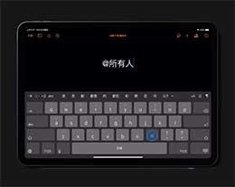 在 iPad 上键入和编辑文本的小技巧