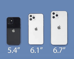 4G iPhone 12什么时候发布?5G iPhone 12呢?