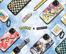 Casetify 推出宝可梦系列 iPhone 配件