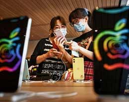 报告:二季度 iPhone 在华销量环比飙升 225%
