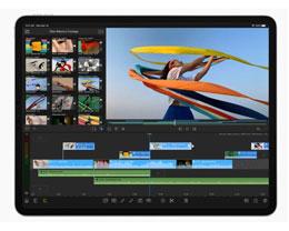 曝苹果 Final Cut Pro X iPad 版预计 2021 年夏季推出
