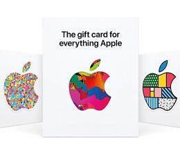 苹果推出全新礼品卡 Everything Apple,支持购买线上服务与线下硬件