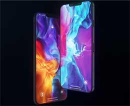 设计师分享 iPhone 12 Pro 最新渲染图:扁平中框+小刘海