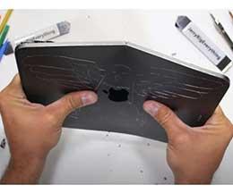 新 iPad Pro 耐久性测试:老机型问题没有得到改善