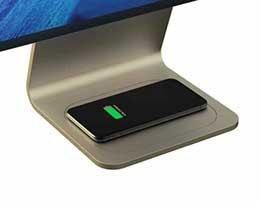 概念设计:iMac 底座秒变 iPhone 无线充电器