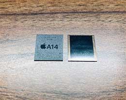爆料称苹果 A14 芯片相比 A13 CPU 提升 40%,GPU 提升 50%