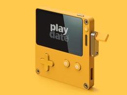 创意手摇把掌机Playdate公开最新游戏演示 玩法独特