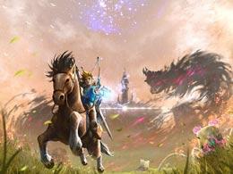 《塞尔达传说:旷野之息》大神缔造新竞速记录 19小时内100%完成度