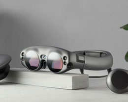 新专利显示苹果眼镜可以使用无线基站来负责图形处理