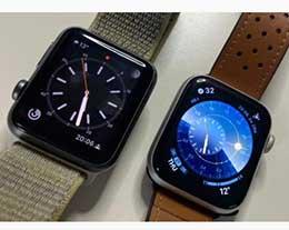 未来的 Apple Watch 可能会在用户更换表带时进行识别