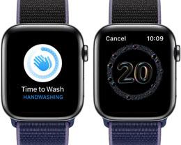watchOS 7 教程:如何使用 Apple Watch 监测洗手时间?