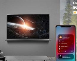 LG 食言,目前无计划将 AirPlay 2 和 HomeKit 带到 2018 款电视