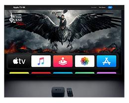 苹果发布 Apple TV 4K 全新 tvOS 14 功能:搭载 A10X,支持 4K HDR