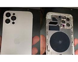 疑似 iPhone 12 Pro 外壳曝光:透露可能存在的全新设计