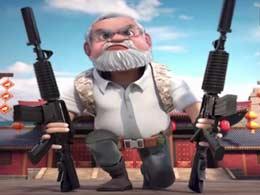 印媒热炒莫迪双枪单挑中国APP动画,精神胜利?