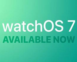 Apple 发布 wachOS 7 正式版,加入睡眠跟踪、洗手检测等全新功能