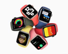 苹果发布 watchOS 7.1 开发者预览版 Beta 1