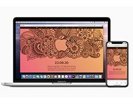 印度苹果在线商店将在 9 月 23 日上线
