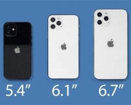 消息称小屏幕 iPhone 12 将被命名为「iPhone 12 mini」