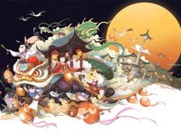 国庆中秋双节将至 大话手游六大狂欢活动好礼来袭